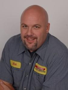 Matt Allen, Owner of Virginia Auto Service
