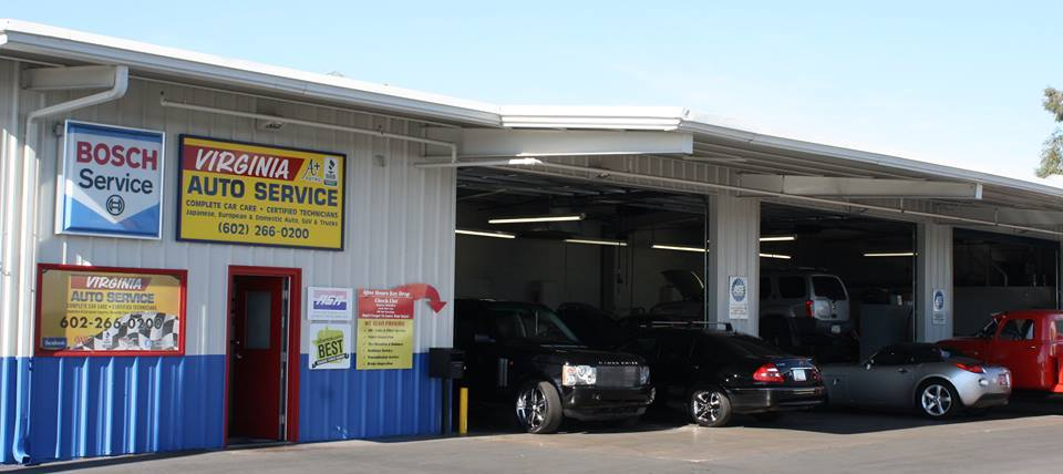 Auto Mechanic | Auto Service | Phoenix, Arizona | Virginia Auto Service