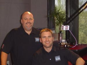 Matt Allen and Dave Riccio are hosts of Bumper to Bumper Radio heard every Saturday morning at 11 on 92.3 FM KTAR.