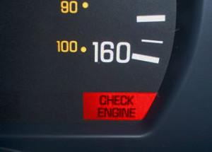 Check Engine Light On