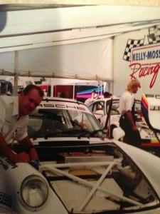 Matt Allen - Porsche Racing