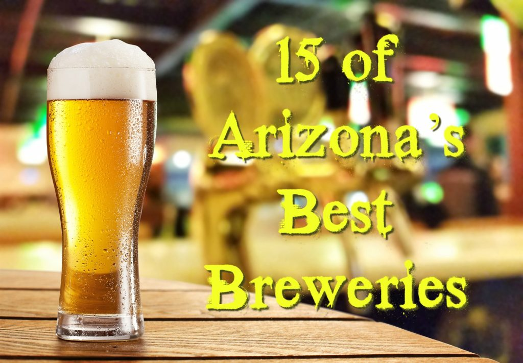 15 of Arizona's Best Breweries