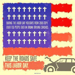 Virginia Auto Service AZ Blog: Drive Sober or Get Pulled Over Labor Day 2016