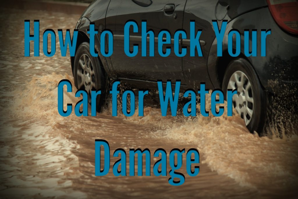 Virginia Auto Service AZ Blog: How to Check Your Car for Water Damage