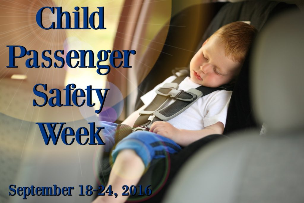 Virginia Auto Service AZ Blog: Child Passenger Safety Week September 18-24,2016