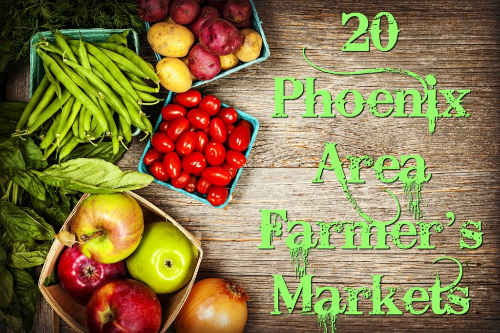 Virginia Auto Service AZ Blog: 20 Phoenix Area Farmers Markets