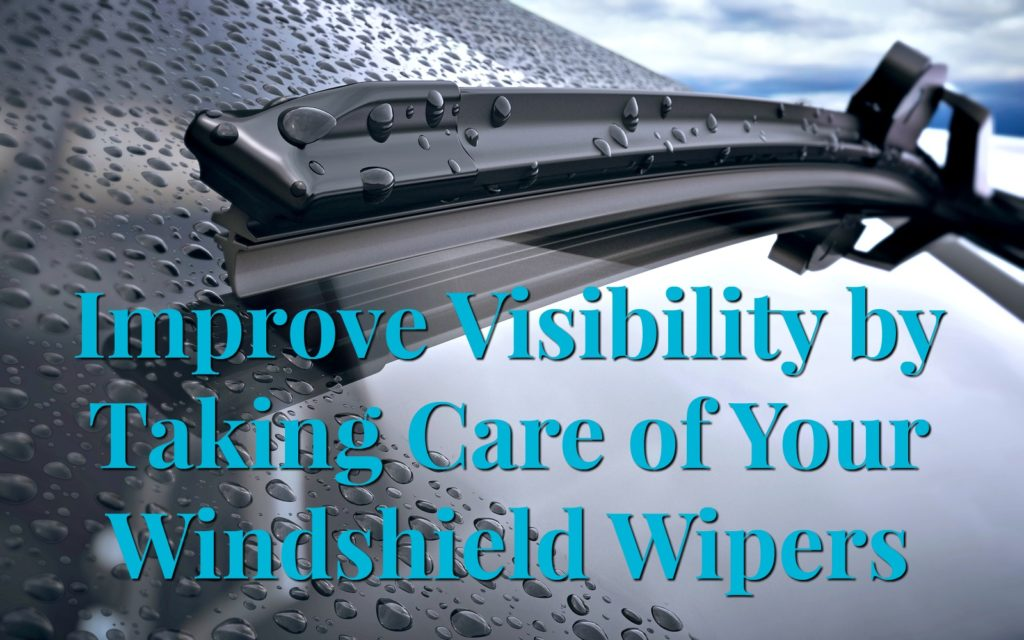 Virginia Auto Service AZ Blog: Improve Visibility by Taking Care of Your Windshield Wipers