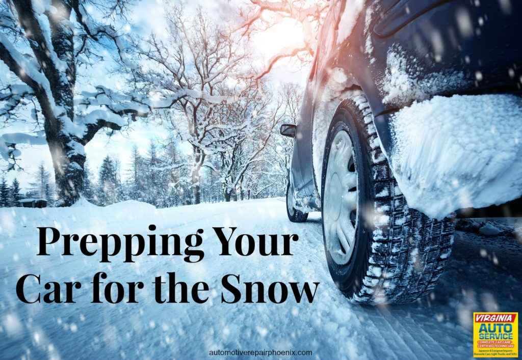 Prepping your car for the snow auto repair shop phoenix arizona bring hazards that many phoenicians are not entirely familiar with so we have come up with a short guide to help you prepare yourself and your car for solutioingenieria Image collections
