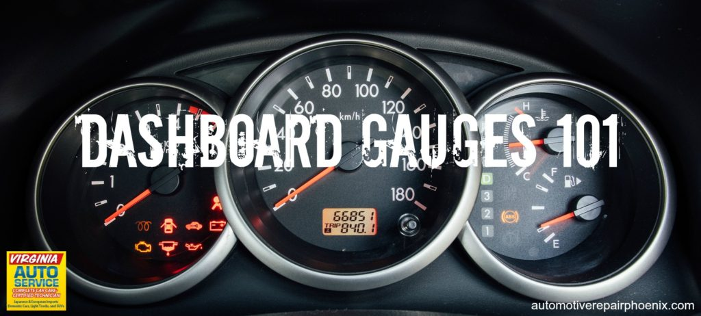 Often There Is Also A Temperature Gauge Some Vehicles Will Have Tachometer Voltmeter And Or An Oil Pressure If Your Vehicle