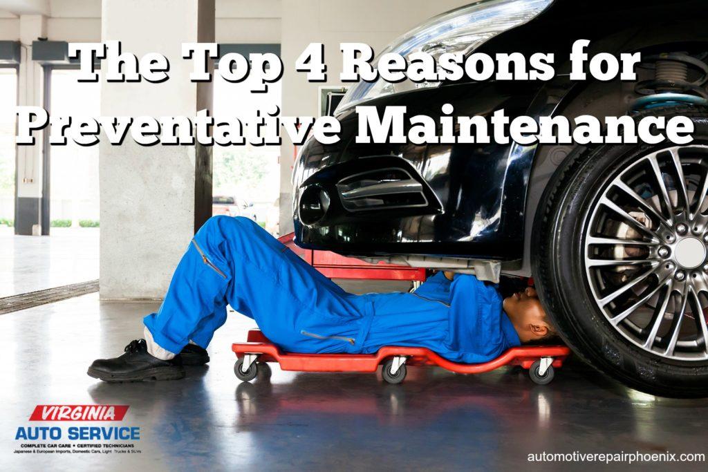 Tire Alignment Near Me >> The Top 4 Reasons for Preventative Maintenance ≤ Auto ...